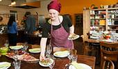 Aubergine Catering