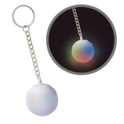Nyckelringslampa Boll