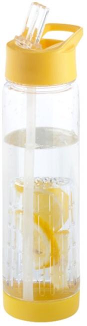 Vattenflaska med reklamtryck  , håller din dryck kall med kylklamp / kylkolv.