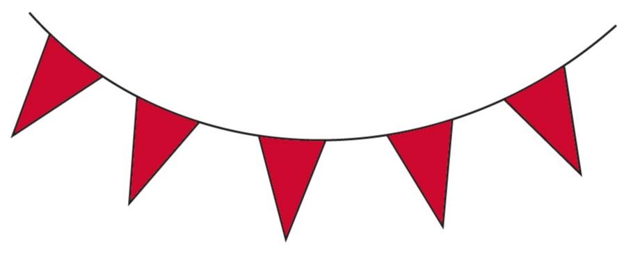 Reklamflagga med logo