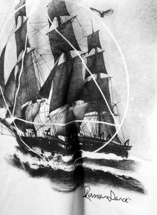 Ship Closeup 2