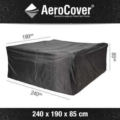 AeroCover AeroCover hoes diningset 240x190xH85 cm