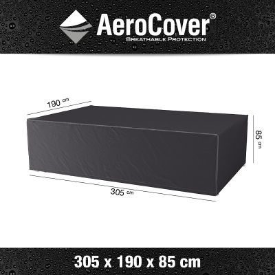 AeroCover AeroCover hoes diningset 305x190xH85 cm
