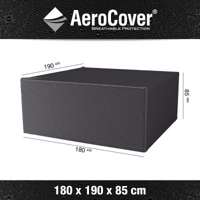 AeroCover AeroCover hoes diningset 180x190xH85 cm