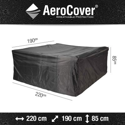 AeroCover AeroCover hoes diningset 220x190xH85 cm