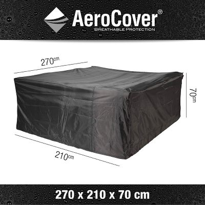 AeroCover AeroCover hoes loungeset 270x210xH70 cm