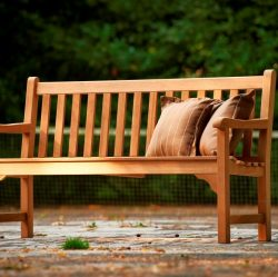 Traditional Teak Traditional Teak Anna bank