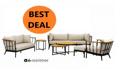 Applebee Applebee Condor lounge set 2