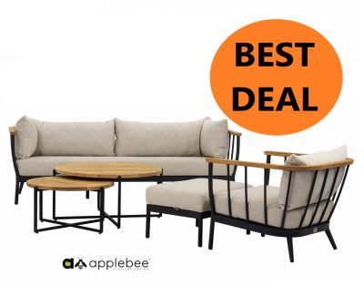 Applebee Applebee Condor lounge set 1