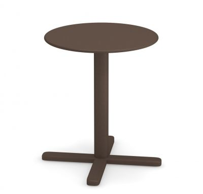 Emu Darwin klapbare tuintafel Ø 60 cm Indian Brown