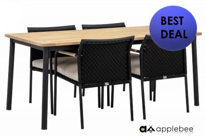Applebee Applebee Elle Belt dining set