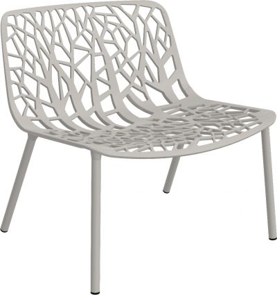 Fast Forest lounge stoel Iron Grey