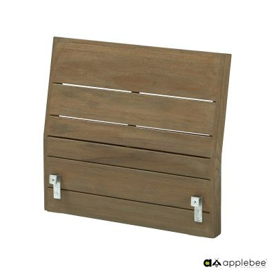 Applebee Applebee Module X backrest teak