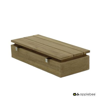Applebee Applebee Module X floating table teak