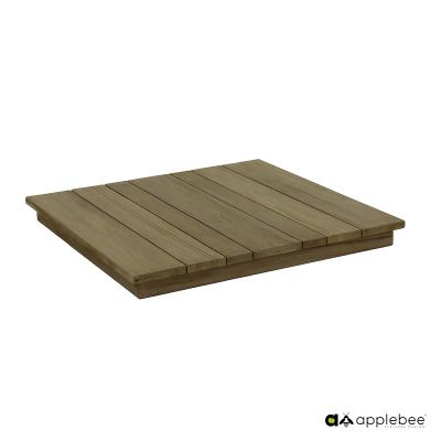 Applebee Applebee Module X table top teak