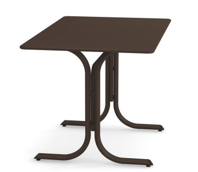 Emu Tavolo tafel 120x76 cm Indian Brown