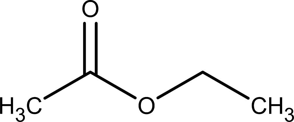 Ethanol und weitere Alkohole: Essigsäureethylester