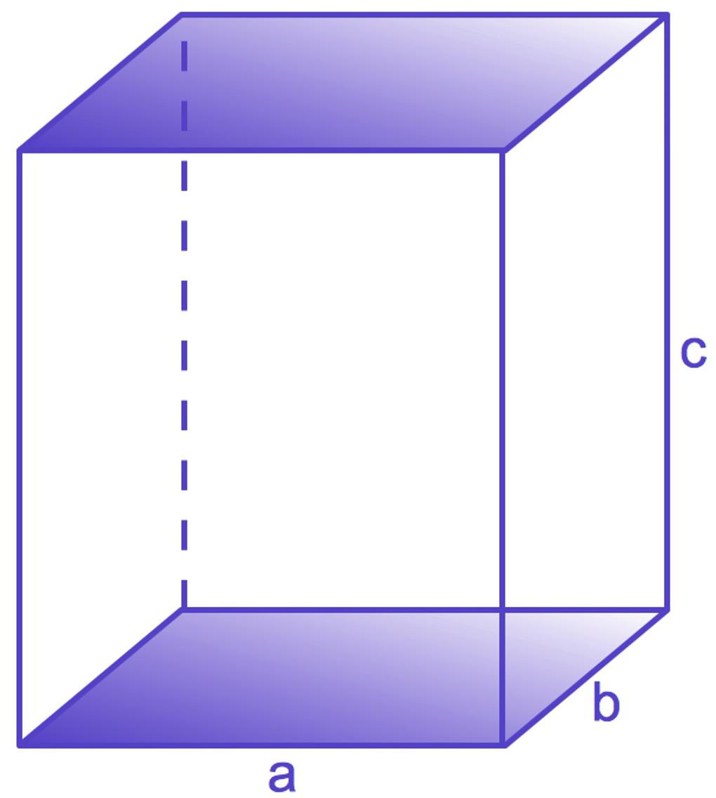 volumen und oberfläche von prismen - mathematik online lernen