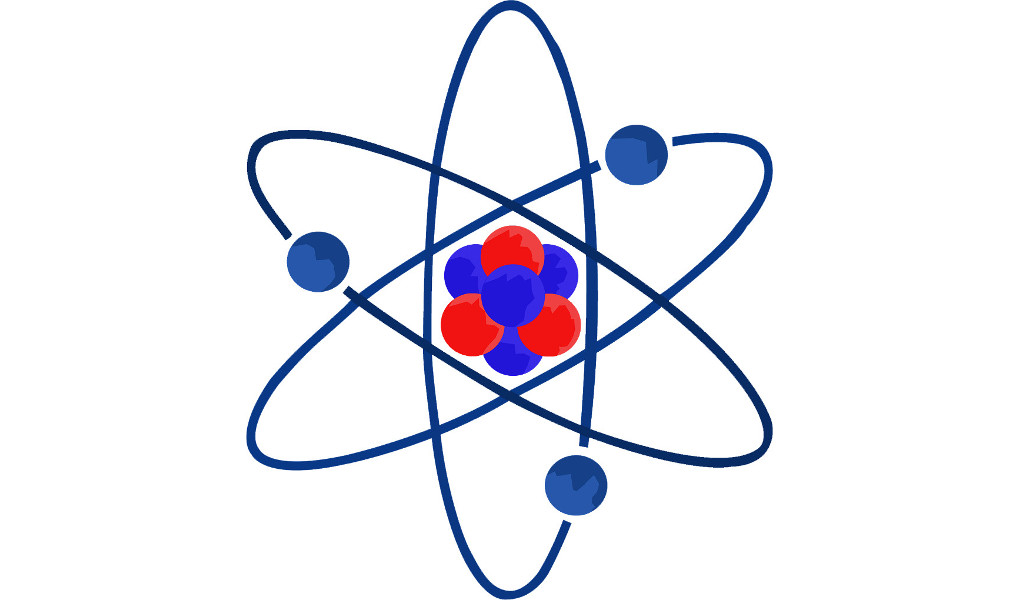 Radioaktiver Zerfall: Atommodell
