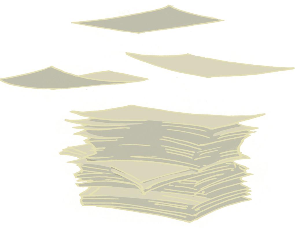 In der Nachkriegszeit war Papier knapp und wurde von den alliierten Besatzungsmächten rationiert.jpg