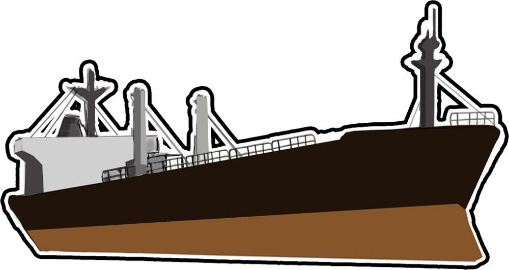 Metallchemie: Metall im Schiffsbau, Tanker