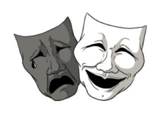 Dramenformen – Tragödie und Komödie
