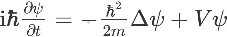 Quantenphysik: Schrödingergleichung in ortsabhängiger Form