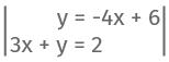 Beispiel Rechnung Einsetzungsverfahren 1