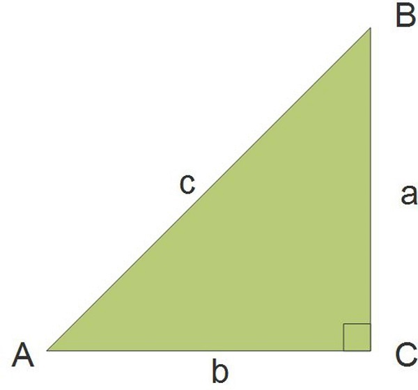 Trigonometry: Right Triangle Example 1