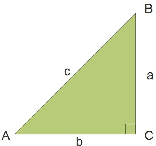 Trigonometry: Right Triangle Example 2
