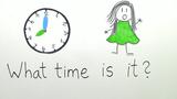 Uhrzeit – What time is it?