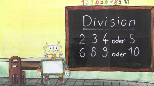 Teilbarkeitsregeln der Zahlen 6, 8, 9 und 10