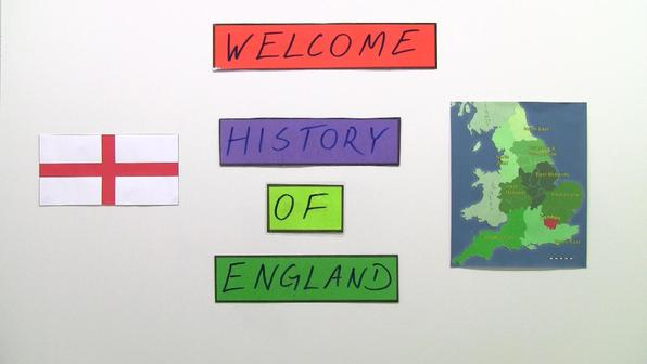 The uk   england   history