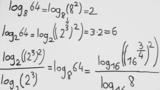 Logarithmusgesetze – Basiswechsel (2)