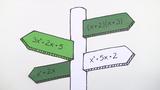 Lösungswege für quadratischer Gleichungen