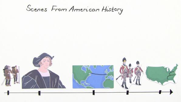 12854 scenes from american history