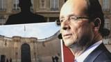 François Hollande zieht in Élysée-Palast ein