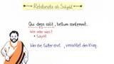 Relativsätze als Subjekt oder Objekt