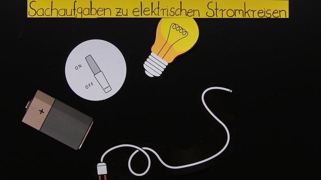 Elektrische Stromkreise (Übungsvideo)