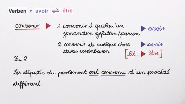 15651 verben in zusammengesetzten zeiten mit wechselndem gebrauch von avoir   etre.00 03 36 09.standbild001