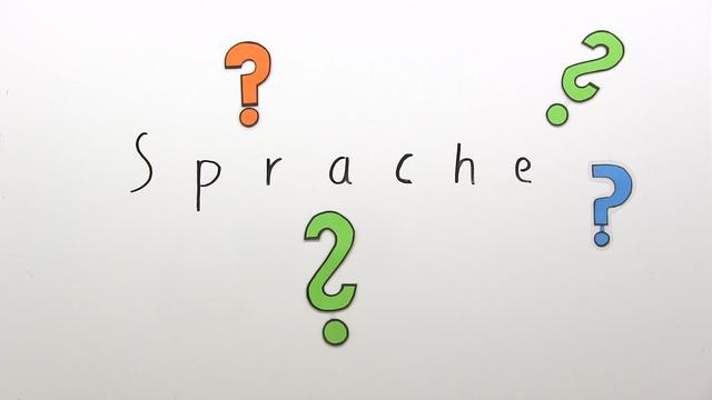 Was ist Sprache?
