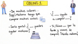 Direkte Objektpronomina - Übungsvideo