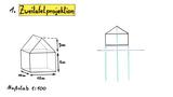 Parallelprojektion – Beispiel