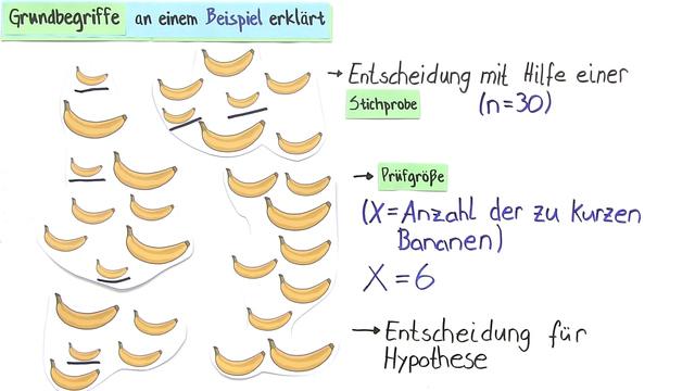 Testen von Hypothesen – Grundbegriffe des Hypothesentestens
