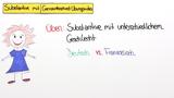 Substantive – unterschiedliches Geschlecht im Deutschen und Französischen (Übungsvideo)