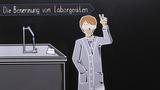 Die Benennung von Laborgeräten