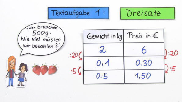 18572 textaufgaben zurodnungen   zwei gr%c3%b6%c3%9fen und eine zuordnung.vorschau