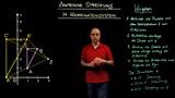 Zentrische Streckung im Koordinatensystem – Anleitung