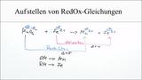 Aufstellen von RedOx-Gleichungen