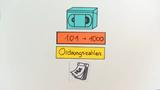 Zahlen von 101 bis 1000